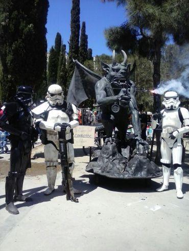Una mica més i l'imperi ens el segresta